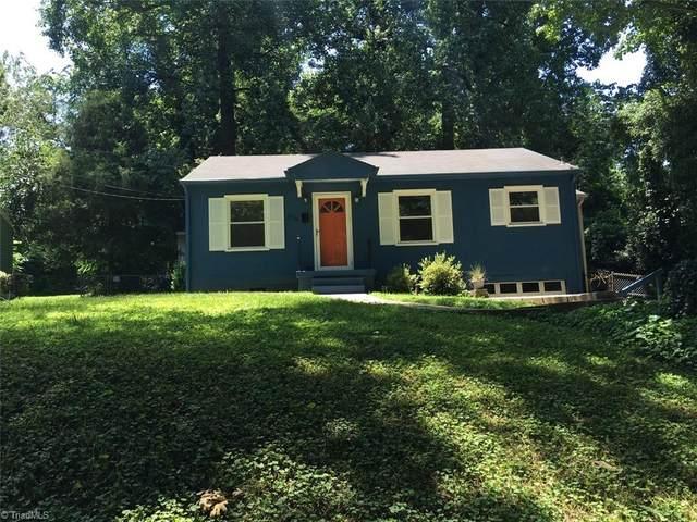 2350 Cherokee Lane, Winston Salem, NC 27103 (MLS #1027544) :: Berkshire Hathaway HomeServices Carolinas Realty
