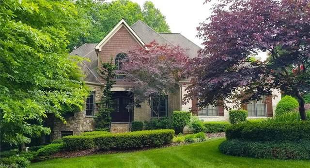 8307 Linville Oaks Drive, Oak Ridge, NC 27310 (MLS #1027552) :: Berkshire Hathaway HomeServices Carolinas Realty