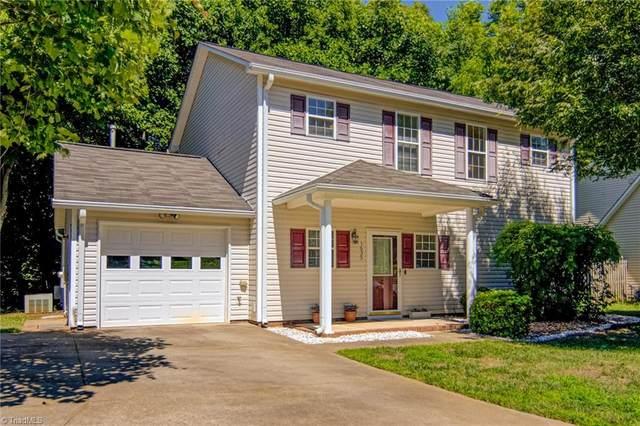 1635 Hawkcrest Lane, Winston Salem, NC 27127 (MLS #1027555) :: Greta Frye & Associates   KW Realty Elite