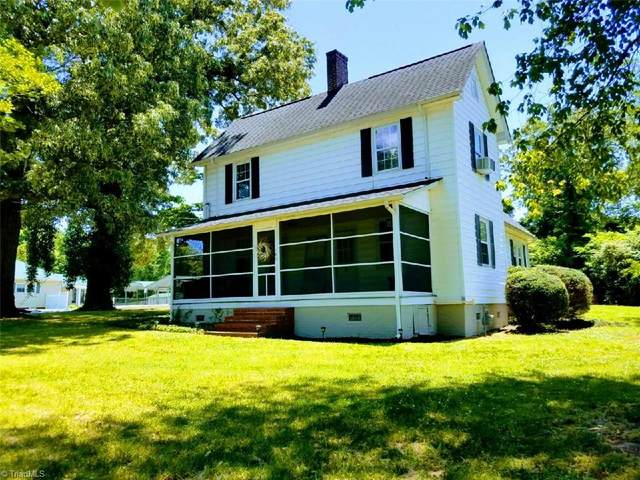 180 Center Street, Cooleemee, NC 27014 (MLS #1027561) :: Berkshire Hathaway HomeServices Carolinas Realty