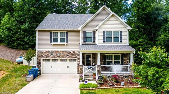 8301 Teralda Place, Browns Summit, NC 27214 (MLS #1027569) :: Witherspoon Realty