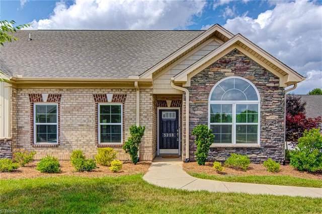 5218 Roost Ridge Court, Greensboro, NC 27407 (MLS #1027570) :: Berkshire Hathaway HomeServices Carolinas Realty