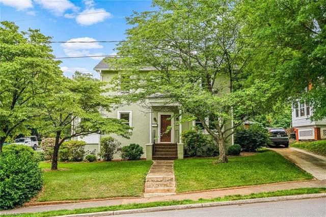 901 Melrose Street, Winston Salem, NC 27103 (MLS #1027571) :: Greta Frye & Associates | KW Realty Elite