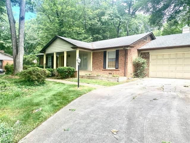 5316 Guida Drive, Greensboro, NC 27410 (MLS #1027573) :: Berkshire Hathaway HomeServices Carolinas Realty