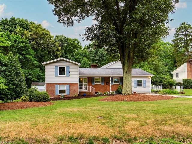 4005 Sedgewood Lane, Greensboro, NC 27407 (MLS #1027577) :: EXIT Realty Preferred