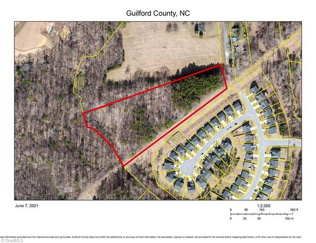 3201 Clarkson Road, Greensboro, NC 27410 (MLS #1027583) :: Hillcrest Realty Group