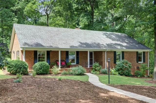 5006 Manning Drive, Greensboro, NC 27410 (MLS #1027586) :: Berkshire Hathaway HomeServices Carolinas Realty