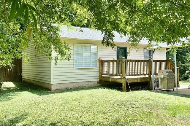 688 Shoreline Drive, Lexington, NC 27292 (MLS #1027587) :: Berkshire Hathaway HomeServices Carolinas Realty