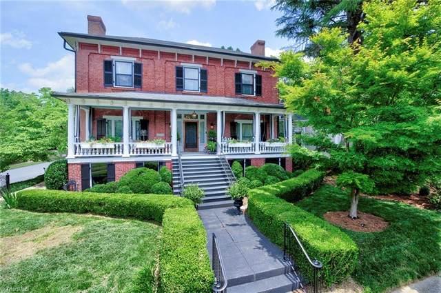 428 W Bank Street, Salisbury, NC 28144 (MLS #1027595) :: Greta Frye & Associates   KW Realty Elite