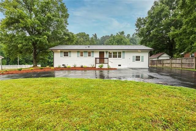 7260 Vance Road, Kernersville, NC 27284 (MLS #1027597) :: Hillcrest Realty Group