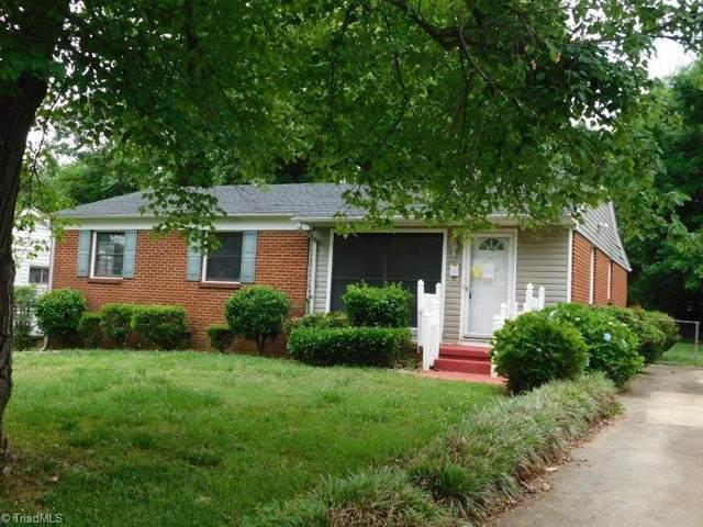 1816 Curry Street, Greensboro, NC 27406 (MLS #1027602) :: Berkshire Hathaway HomeServices Carolinas Realty