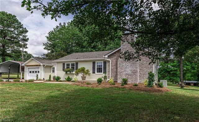 3370 Harper Road, Clemmons, NC 27012 (MLS #1027606) :: Hillcrest Realty Group