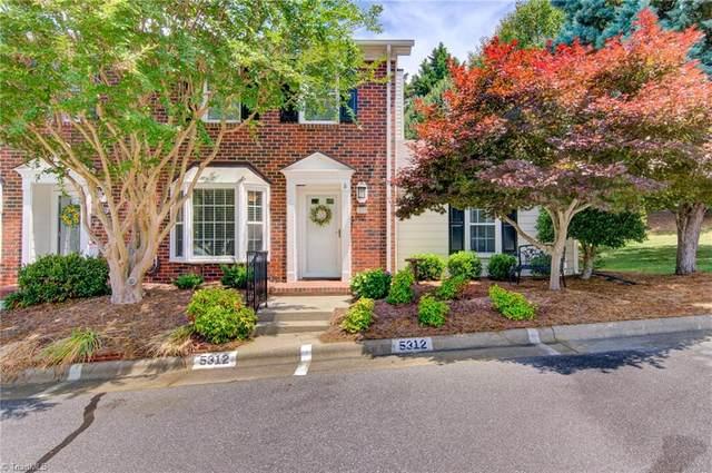 5312 Hearthside Place, Greensboro, NC 27410 (MLS #1027610) :: Berkshire Hathaway HomeServices Carolinas Realty