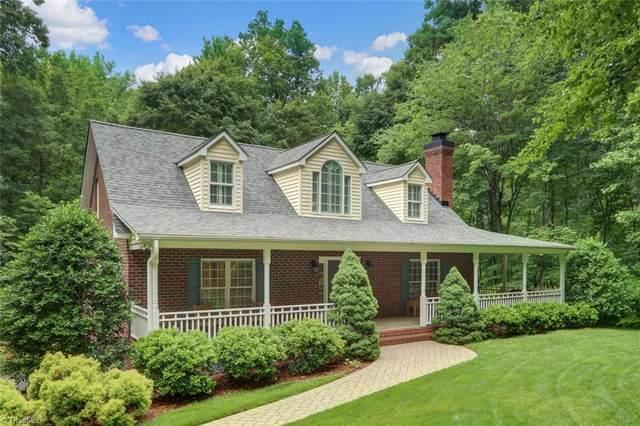 5405 Summer Oaks Court, Summerfield, NC 27358 (MLS #1027611) :: Ward & Ward Properties, LLC