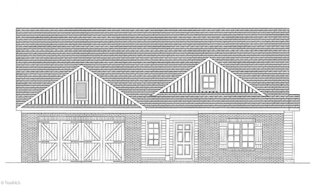 5459 Heritage Oaks Lane, Winston Salem, NC 27106 (MLS #1027634) :: Ward & Ward Properties, LLC