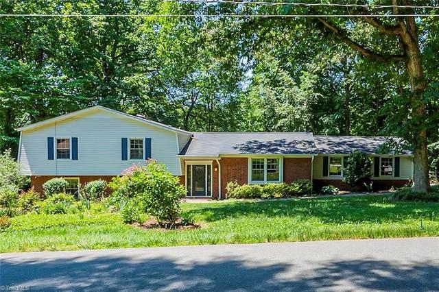 1852 Buddingbrook Lane, Winston Salem, NC 27106 (MLS #1027640) :: Berkshire Hathaway HomeServices Carolinas Realty