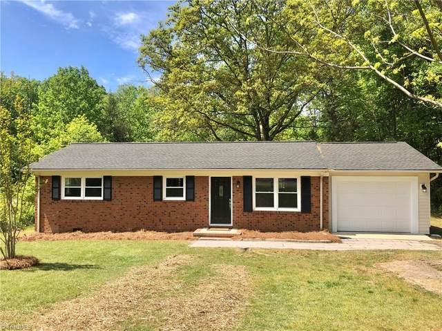 1806 Cleon Street, Asheboro, NC 27205 (MLS #1027649) :: Berkshire Hathaway HomeServices Carolinas Realty
