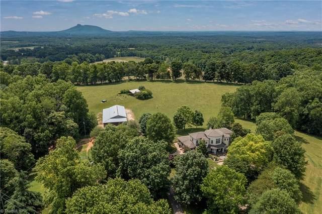 196 Blue View Farm Trail, Mount Airy, NC 27030 (#1027657) :: Rachel Kendall Team