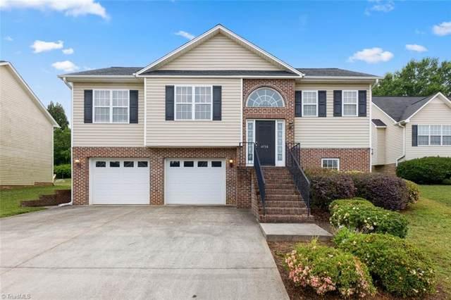 4734 Eagle Path, Winston Salem, NC 27127 (MLS #1027661) :: Berkshire Hathaway HomeServices Carolinas Realty