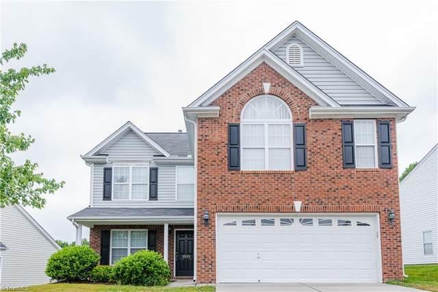 1008 Ronald Road, Greensboro, NC 27406 (MLS #1027662) :: Berkshire Hathaway HomeServices Carolinas Realty