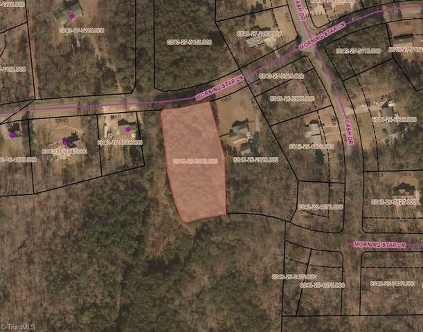 01 TBD Morning Star Lane, Winston Salem, NC 27107 (MLS #1027694) :: Hillcrest Realty Group