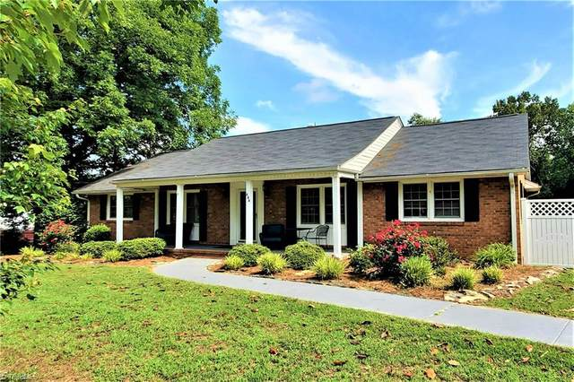 484 Weaver Road, Lexington, NC 27295 (MLS #1027696) :: Berkshire Hathaway HomeServices Carolinas Realty