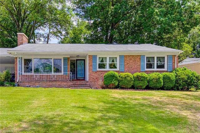 1606 Wendover Drive, High Point, NC 27262 (MLS #1027707) :: EXIT Realty Preferred