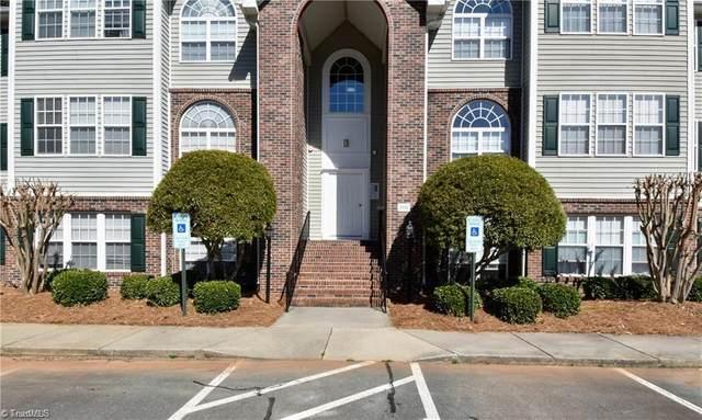 222 Timberline Ridge Court, Winston Salem, NC 27106 (MLS #1027713) :: Ward & Ward Properties, LLC