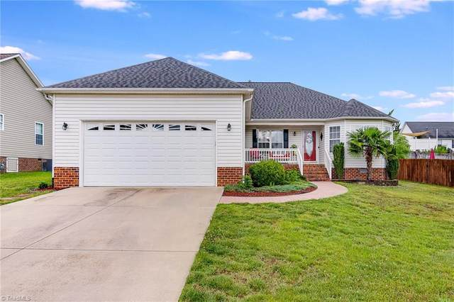 107 Lindsay Drive, Archdale, NC 27263 (MLS #1027727) :: Berkshire Hathaway HomeServices Carolinas Realty