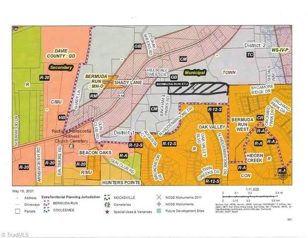 0 Bingham And Parks Road, Advance, NC 27006 (MLS #1027761) :: Berkshire Hathaway HomeServices Carolinas Realty