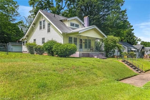 1603 Oak Street, Greensboro, NC 27403 (MLS #1027763) :: Ward & Ward Properties, LLC