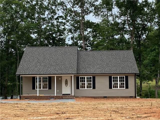 237 Vancroft Street, Asheboro, NC 27205 (MLS #1027769) :: Ward & Ward Properties, LLC