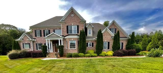 6304 Matheson Court, Summerfield, NC 27358 (MLS #1027770) :: Berkshire Hathaway HomeServices Carolinas Realty