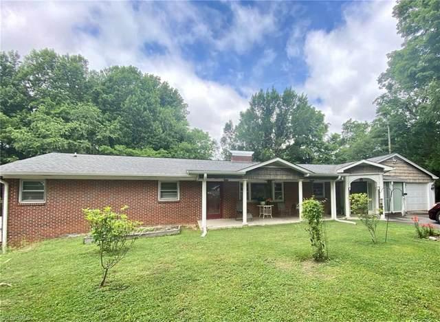 104 North Drive, Jonesville, NC 28642 (MLS #1027777) :: Ward & Ward Properties, LLC