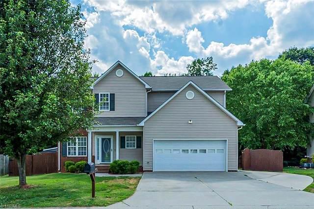 212 Water Mill Road, Kernersville, NC 27284 (MLS #1027792) :: Berkshire Hathaway HomeServices Carolinas Realty