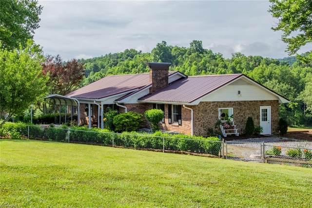 8188 Statesville Road, North Wilkesboro, NC 28659 (MLS #1027815) :: Ward & Ward Properties, LLC