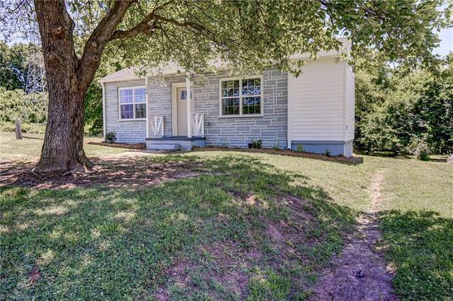 209 Old Linwood Road, Lexington, NC 27292 (MLS #1027819) :: Hillcrest Realty Group