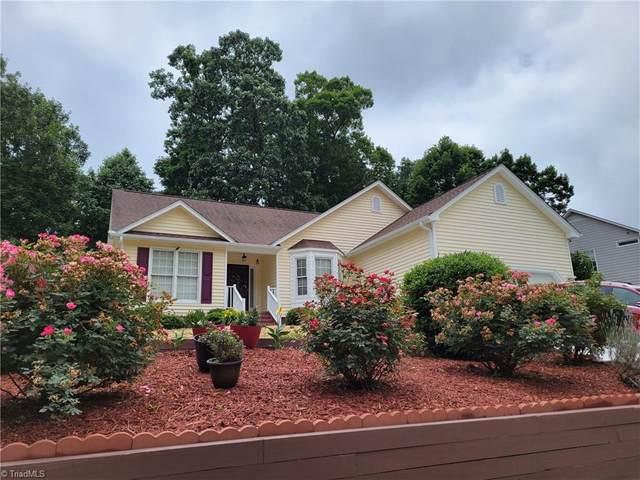 3403 Trail Ridge Drive, Greensboro, NC 27410 (MLS #1027823) :: Berkshire Hathaway HomeServices Carolinas Realty