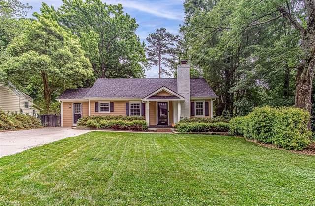2408 Princess Ann Street, Greensboro, NC 27408 (MLS #1027827) :: Berkshire Hathaway HomeServices Carolinas Realty