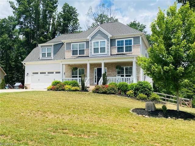 5608 Crooked Oak Drive, Summerfield, NC 27358 (MLS #1027829) :: Berkshire Hathaway HomeServices Carolinas Realty