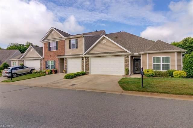 110 Chestnut Bend Drive, Greensboro, NC 27406 (MLS #1027835) :: Ward & Ward Properties, LLC