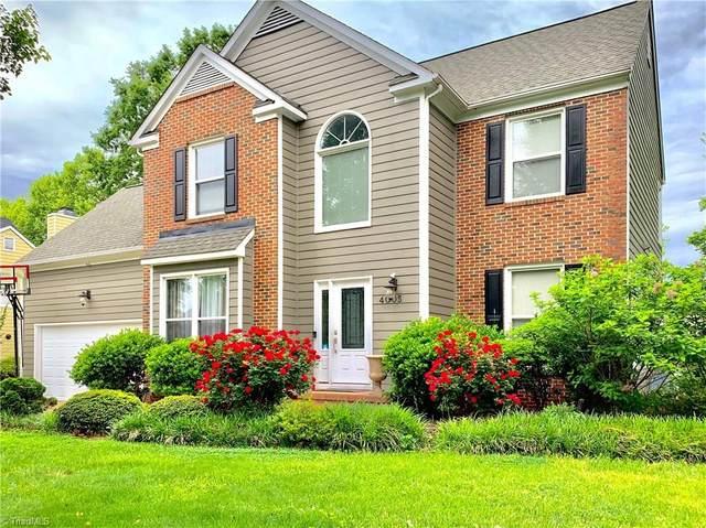 4005 Deerfield Street, High Point, NC 27265 (MLS #1027841) :: Berkshire Hathaway HomeServices Carolinas Realty