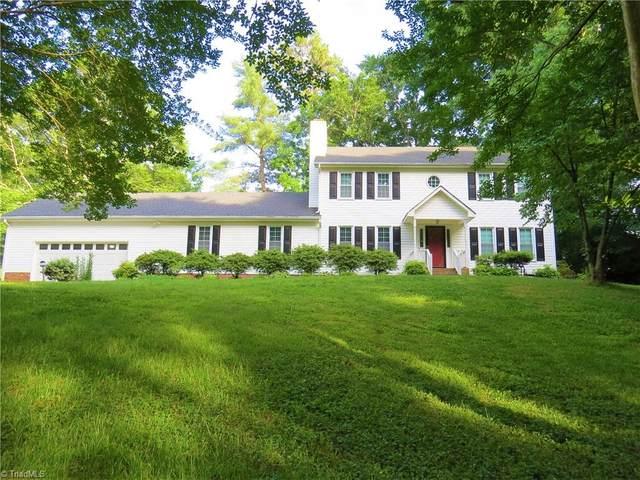 116 River Court, Advance, NC 27006 (MLS #1027854) :: Berkshire Hathaway HomeServices Carolinas Realty