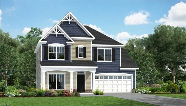 1606 Silver Lake Drive, Kernersville, NC 27284 (MLS #1027874) :: Berkshire Hathaway HomeServices Carolinas Realty