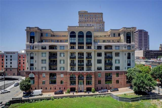 1 Park Vista Lane #650, Winston Salem, NC 27101 (MLS #1027878) :: Berkshire Hathaway HomeServices Carolinas Realty