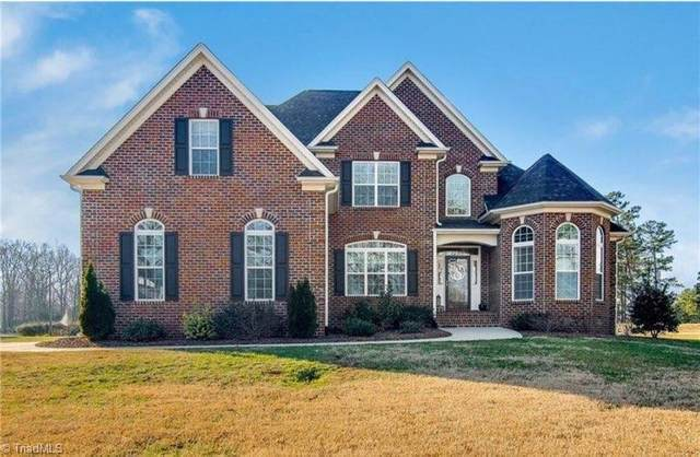 4896 Forest Oaks Drive, Greensboro, NC 27406 (MLS #1027881) :: EXIT Realty Preferred