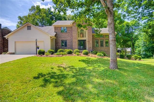 585 Browning Place, Winston Salem, NC 27103 (MLS #1027882) :: Berkshire Hathaway HomeServices Carolinas Realty