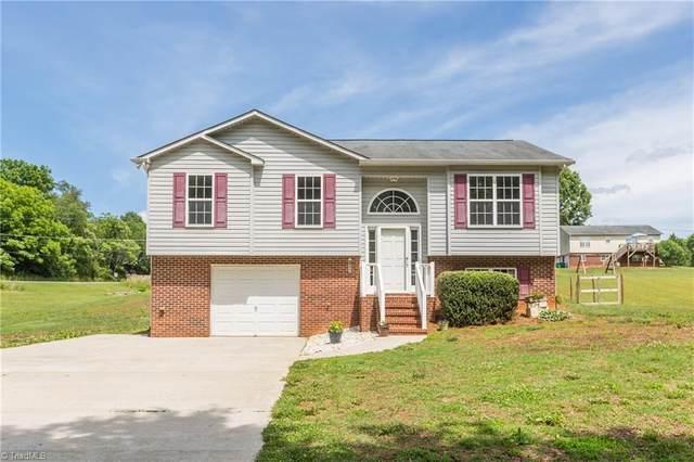 108 Wren Avenue, Boonville, NC 27011 (MLS #1027883) :: Ward & Ward Properties, LLC