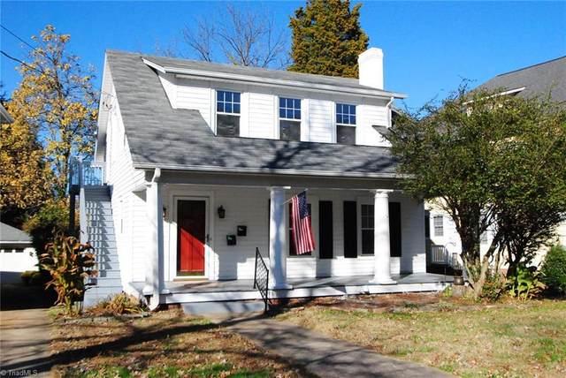 2021 Elizabeth Avenue, Winston Salem, NC 27103 (MLS #1027887) :: Hillcrest Realty Group