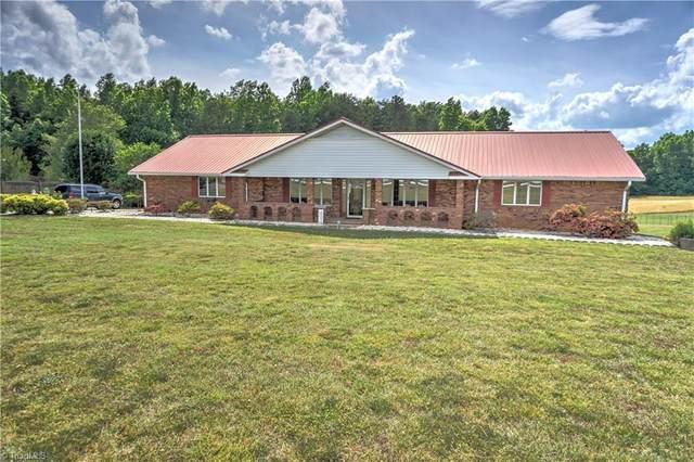 1604 Teague Lane, Kernersville, NC 27284 (MLS #1027888) :: Ward & Ward Properties, LLC